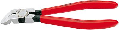 (KN-7211160) Кусачки боковые для пластмассы 72 11 160, KNIPEX KN-7211160