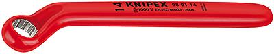 (KN-980111) Ключ гаечный накидной односторонний 98 01 11, KNIPEX KN-980111