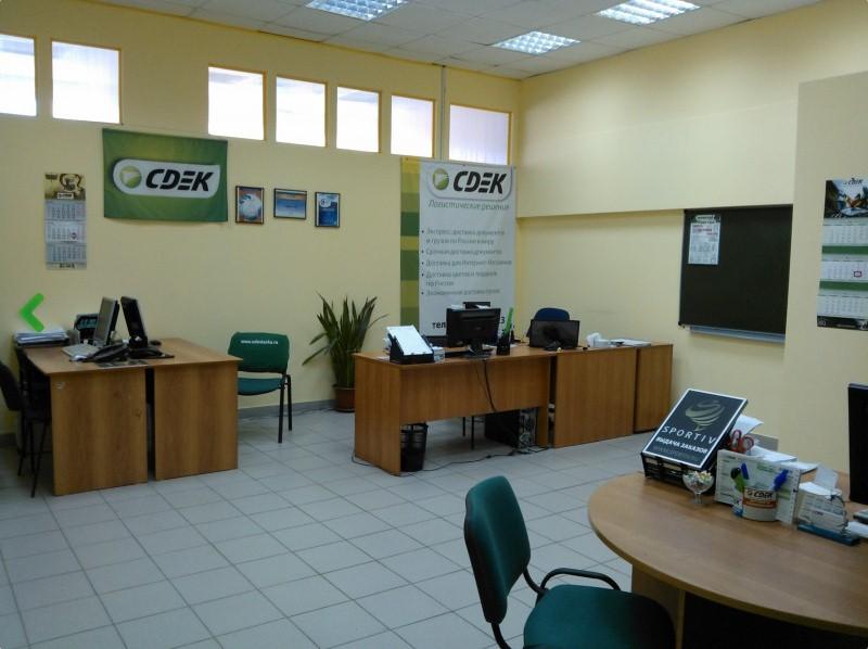 Пункт выдачи заказов в г. Ижевск