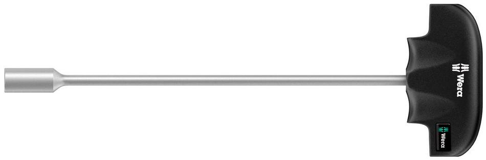 (WE-013401) Отвертка-гаечный ключ, с поперечной ручкой 495, 6x230 мм, 013401, WERA WE-013401