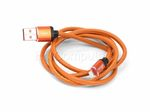 Кабель Ritmix RCC-425 USB - Apple Lightning MD818ZM/A (100 см)