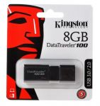 USB флеш-диск Kingston DataTraveler DT100G3 8 ГБ