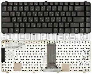 Клавиатура для ноутбука Compaq 610 черная
