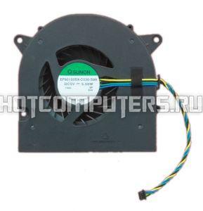 Вентилятор (кулер) для моноблока/PC Lenovo IdeaCentre AIO 510-22, 510-22ASR, 510-23ASR, 520-22AST, 520-22IKU, 520-24AST, 520-24IKU, p/n: EF90150SX-C030-S9A, 00XD821 (4-pin, 15mm)