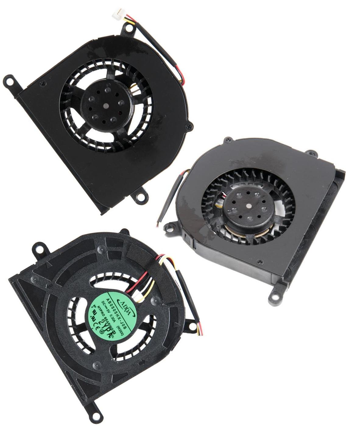 Кулер, вентилятор для ноутбуков HP Pavilion DV2 dv2-1123AX dv2-1000 dv2-1100 dv2-1200 dv3, Presario CQ35 Series (для AMD), p/n: AB0505HX-J0B 10014189V